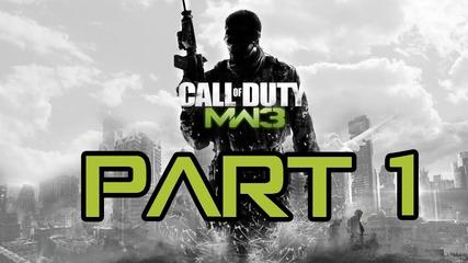 Call Of Duty Moder Warfare 3 Part 1 [marto]