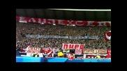 Crvena zvezda - Partizan 141. derbi - Delije
