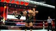 Ryback vs Stan Stansky & Arthur Rosenberg - Wwe Raw 6/4/12