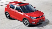 New Ssangyong Tivoli Suv Launched