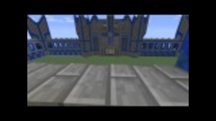 Minecraft - замък (част 2)