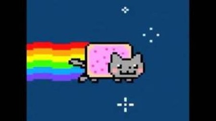 Nyan cat 10 hours | Original Official Hd