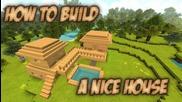 Как да си направите хубава къща на minecraft
