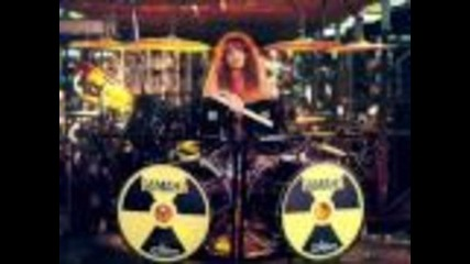 "Megadeth: Nick Menza-""holy Wars...the Punishment Due"" Drum Track (hq 480p)"