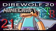 Ftb Direwolf20 - Minecraft 1.5.2 - survival with friends s.1/part.21