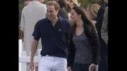 Принц Уилям и Кейт Мидълтън в любовна история!!!