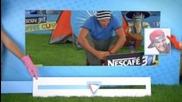 Nescafe 3in1 Къмпинг предизвикателство Данчо