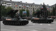 Парад на Победата в Луганск 9 май 2015