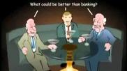 Парите - Пирамидата на дълга. Лъжата на банките