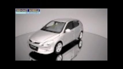Hyundai i30 - Welly - 1:24