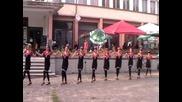 събор в с. градина с танцова формация евридика 1 част