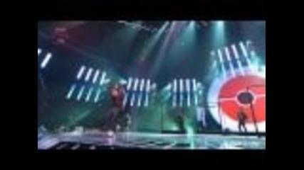 Евровизия 2011 - Швеция | Eric Saade - Popular ( Известен ) [hq]