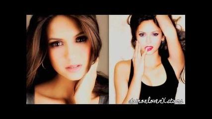 Nina Dobrev    pretty girl rock