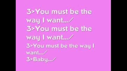 Blaxy girls- if you feel my love~with lyrics