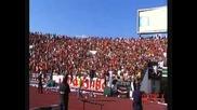 Сектор Г на Левски Цска 1:0 29.04.2012