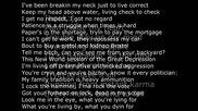 Everlast - The Rain [hq] [lyrics]