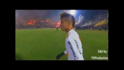 Neymar da Silva Santos Junior 2011/12