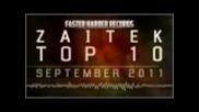 Fhr Top 10: Zaitek Top 10 - September 2011