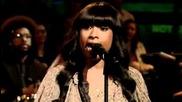 Jennifer Hudson - No Woman No Cry live