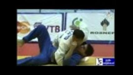 Judo 2011 Gp Baku: Jaromir Jezek (cze) - Navruz Jurakobilov (uzb) [-73kg] semi-final