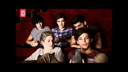 One Direction - Video Tour Diary 4