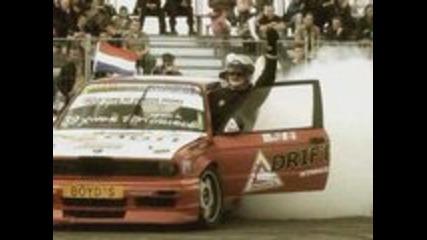 King Of Europe Drift Series - Chambley