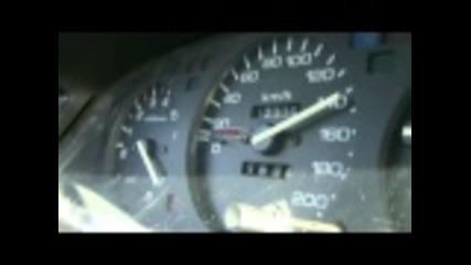 Honda Civic Turbo 100-200 km/h 2