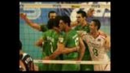 Химн на националния отбор по волейбол България мъже