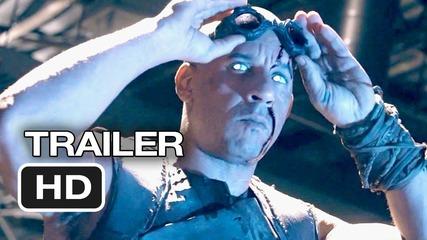 Riddick Trailer 2013 - Vin Diesel