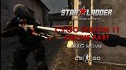 Cs:go - Sltv Starseries S11 Online Part Highlights