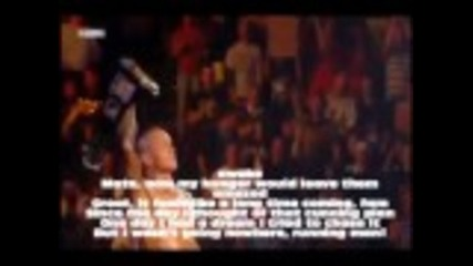 Wrestlemania 27 Theme Song