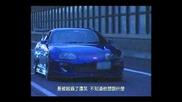 Crazy Street Race With Wangan Crew Mr. Chiba - Manabu Orido - Tarzan Yamada