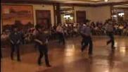 каубойски танц