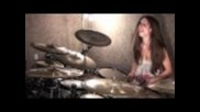 Meytal Cohen - Composure by August Burns Red - Drum Cover