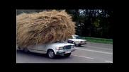 Бой на пътя и автомобилни катастрофи - компилация (русия)