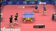 Ma Long& Wang Hao vs Ma Lin& Zhang Jike