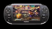 Street Fighter X Tekken Ps Vita Gameplay Trailer