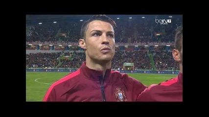Cristiano Ronaldo vs Cameroon