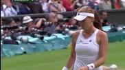 Wimbledon 2012 Final Серена Уилямс-радванска ч,1