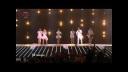 Евровизия 2011 - Азербайджан[победител] | Ell ft. Nikki - Running Scared [hq]