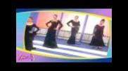 Deaf Tv 1/7 Галя на Кафе Топ Модел Група Жестим 2001