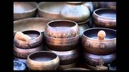 3 Hours Long Tibetan Singing Bowl Meditation Chakra Healing   Tone D# Music   Sacral Chakra