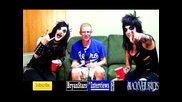 Black Veil Brides Interview #3 Jinxx & Jake Pitts Uncut Warped Tour 2011