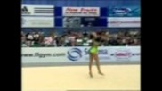 Simona Peycheva Clubs Final World Cup Corbeil Essonnes 2007