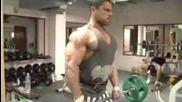 Dobri Delev 2011 - Arnold Classic 3 weeks out