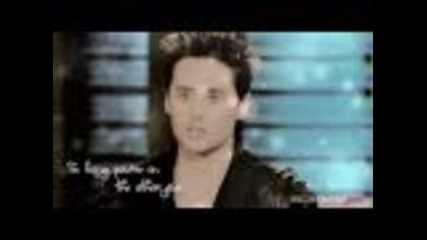 Jared Leto - Talking to the moon...