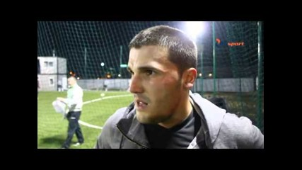 Интервю на Кирил Стоичков пред Bgsport.bg
