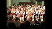 "Юбилеен концерт- финал.""чудесия"" 2010г. Пазарджик Pazardjik-bulgaria-"