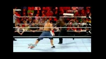 John Cena Vs R-truth