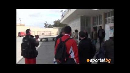 Въоръжена охрана обикаля Цска в Бенгази